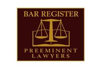 Preeminent Bar Register